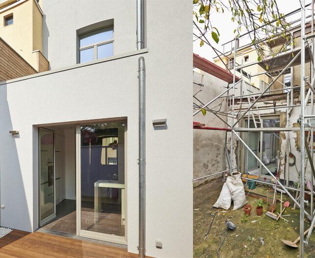 Neue oder gebrauchte Immobilie