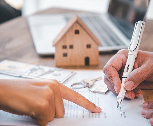 Kreditvertrag Immobilienkredite